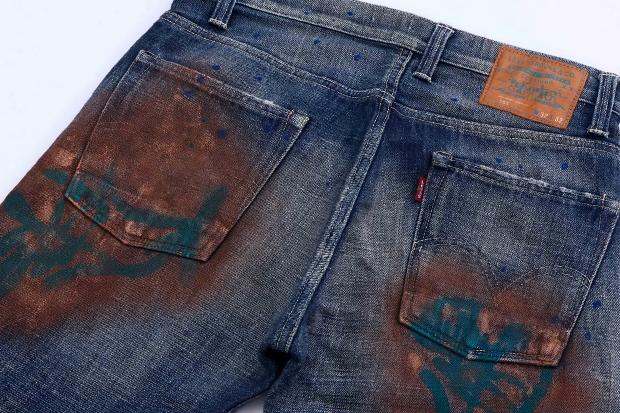 Как удалить пятна с джинсов в домашних условиях
